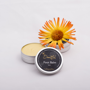 Honey Bee Caring Foot Balm
