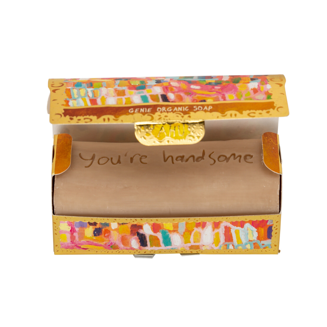 'You're Handsome' - Sweet Orange & Vanilla Soap