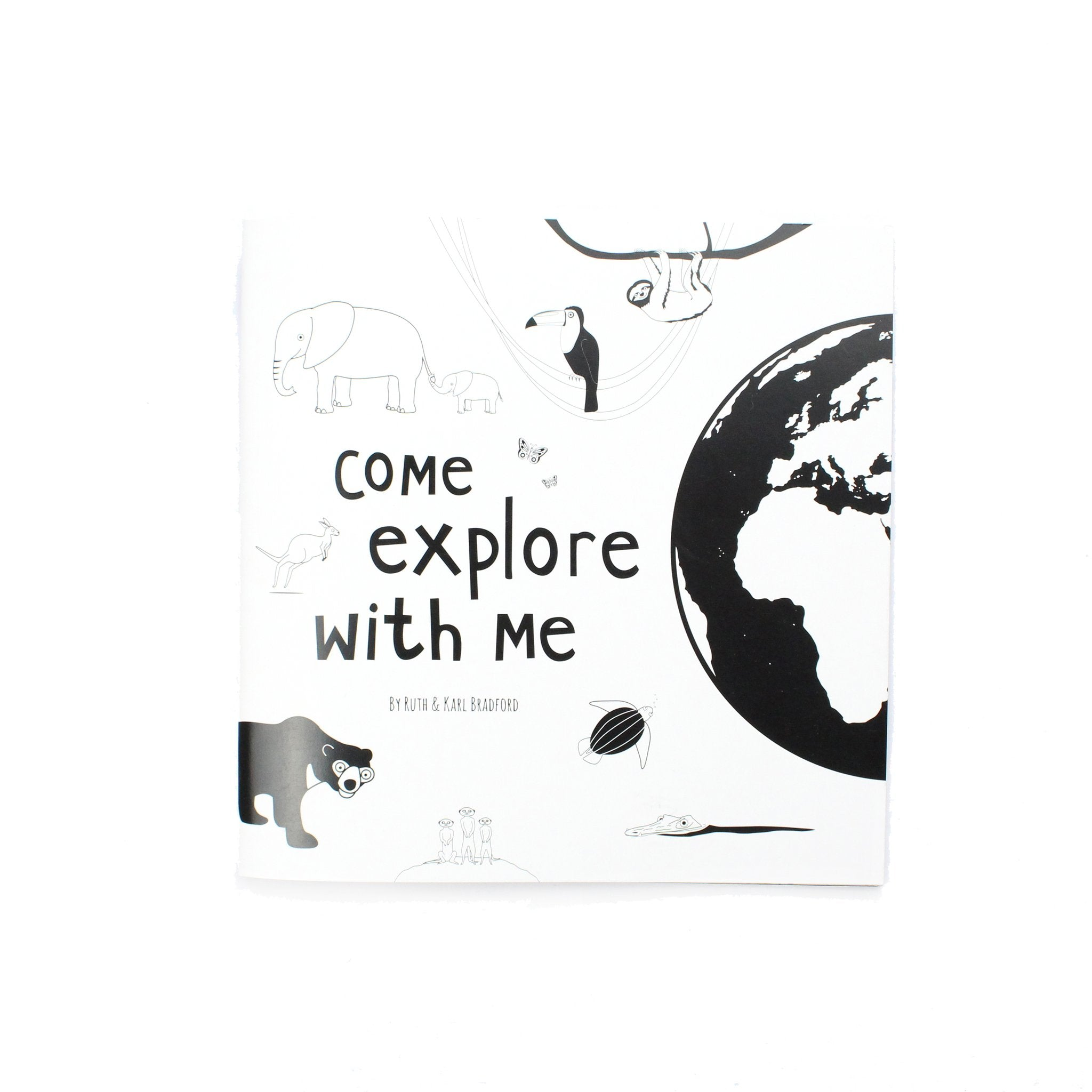 Story Book - Come Explore With Me