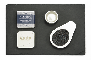 Tea Tree & Poppy Seed - Cleansing, Moisturising & Gentle Exfoliation