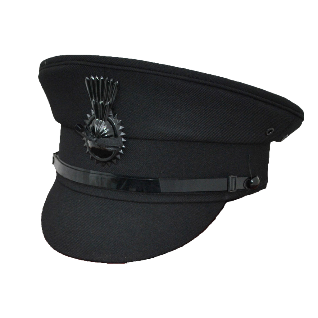 41727a2d28b Denton s Professional Chauffer Driver Cap Black – Hats Plus Caps
