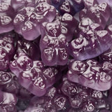 8 oz. Grape Gummi Bears