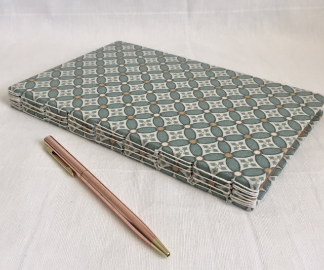 March 30 - Fabric Book Making Class