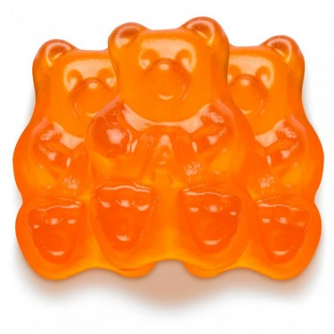8 oz. Orange Gummi Bears