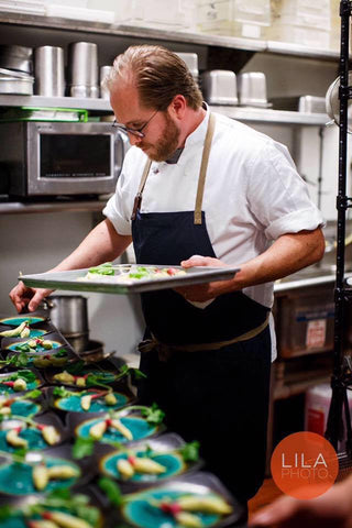 September 21 - Holiday Entertaining with Chef Eric Baker