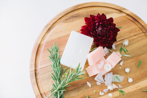 March 7 - Floral Soap Night