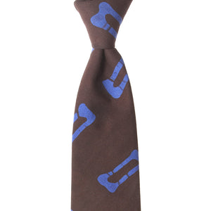 tie 4-02 (Brown/Light Blue) - Post-Imperial