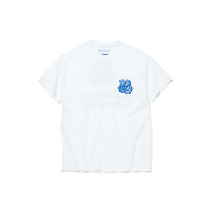 ENGINEERED GARMENTS/POST-IMPERIAL AREWA POCKET TEE - Post-Imperial