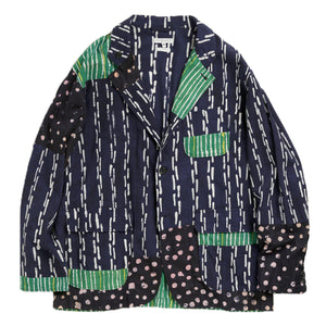 ENGINEERED GARMENTS/POST-IMPERIAL PATCHWORK LOITER JACKET - Post-Imperial