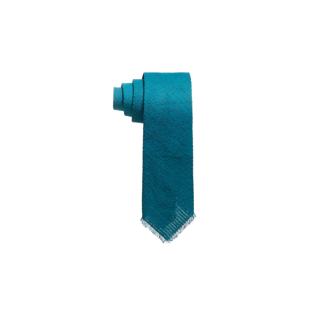 SOLID DYED TIE