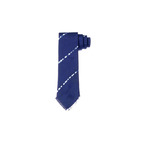 WIDE PENCIL STRIPED TIE