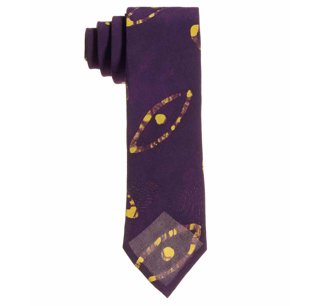 ORUNMILA PATTERN TIE - Post-Imperial