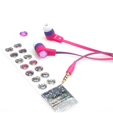 KidzSafe Earbuds Girls