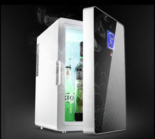 Load image into Gallery viewer, 16 Litre LCD Display Smart Dual Use Refrigerator