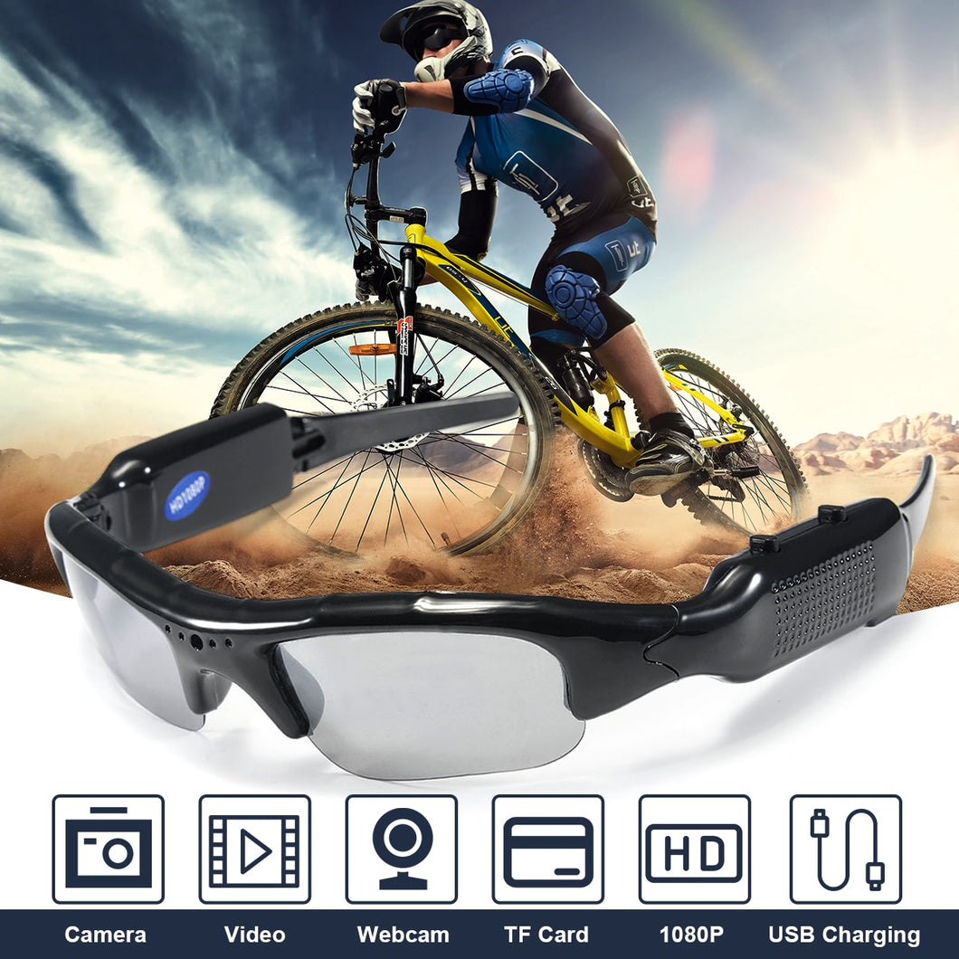 720p HD Video Sunglasses