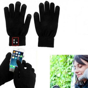 Bluetooth Hi-Tech Headset Glove