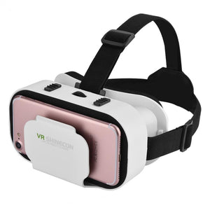Adjustable Virtual Reality Headset for Smartphones