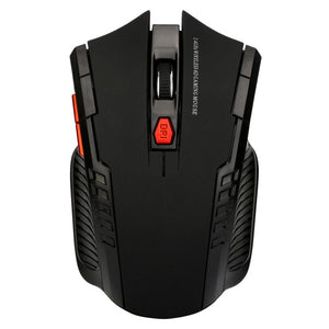 High-Tech Wireless Gaming Mouse