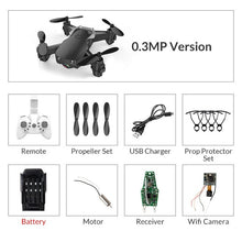 Load image into Gallery viewer, Wifi Enabled High Quality Foldable Drone