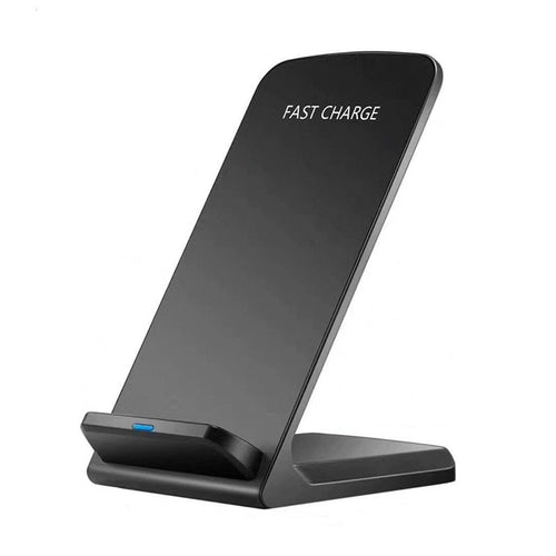 Modern Sleek Wireless Charging Phone Holder