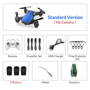Wifi Enabled High Quality Foldable Drone
