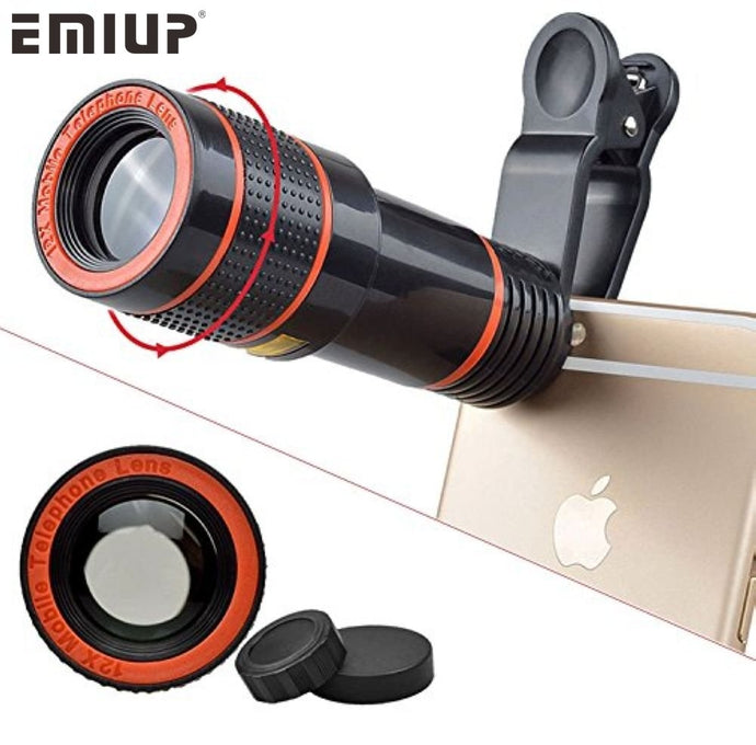 Ultra Zoom Universal Camera Lens