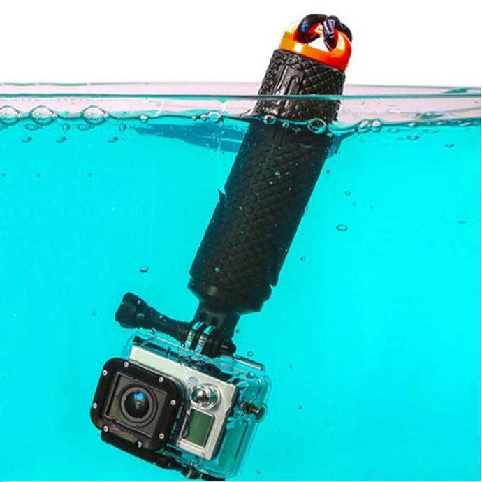 Floating Hand Grip Mount - Action Camera Accessory