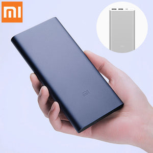 Sleek Matte High Power Charging Bank