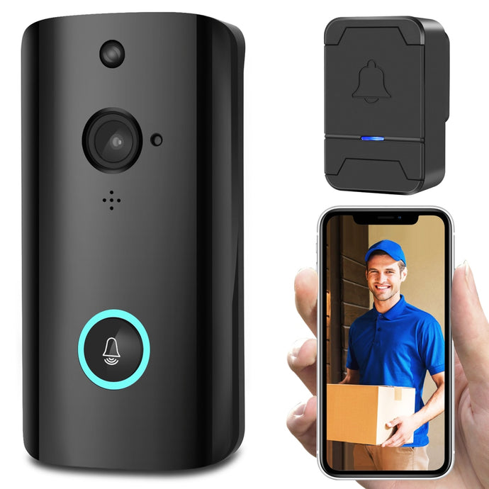 Wireless Wi-Fi Enabled Doorbell Camera