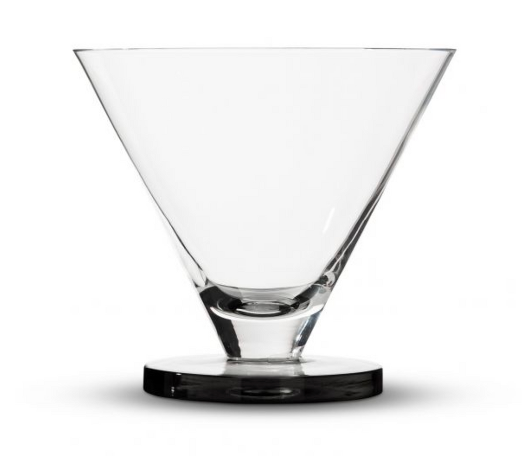 Puck Cocktail Glass