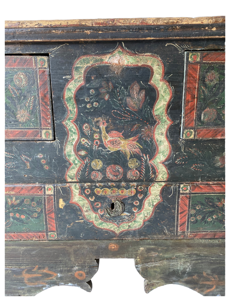 Italian Painted Chest