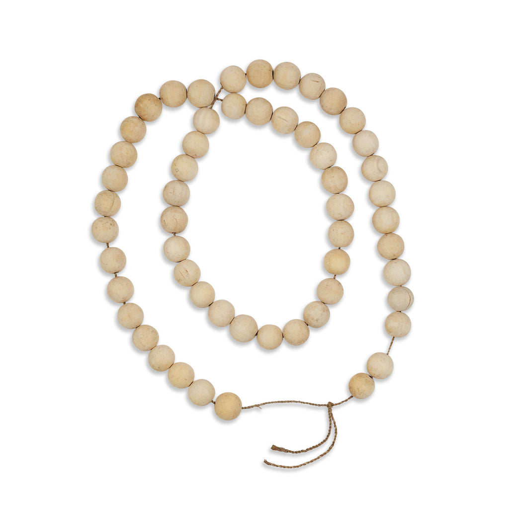 Wooden Bead String