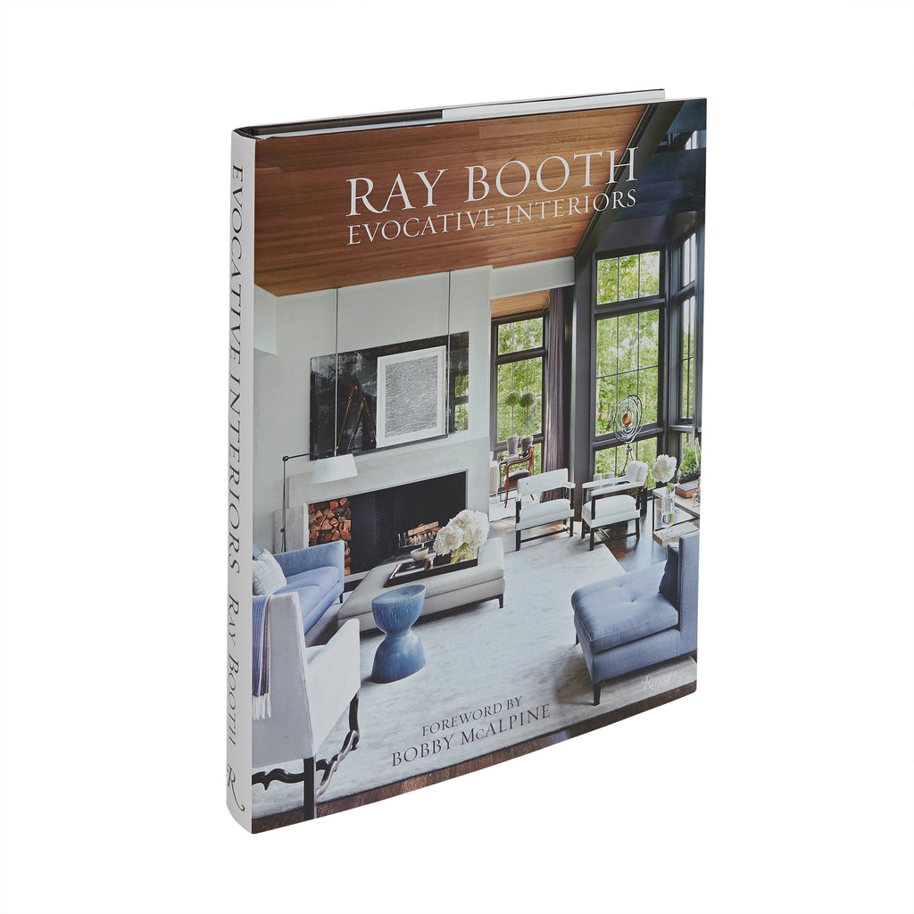 Evocative Interiors by Ray Booth