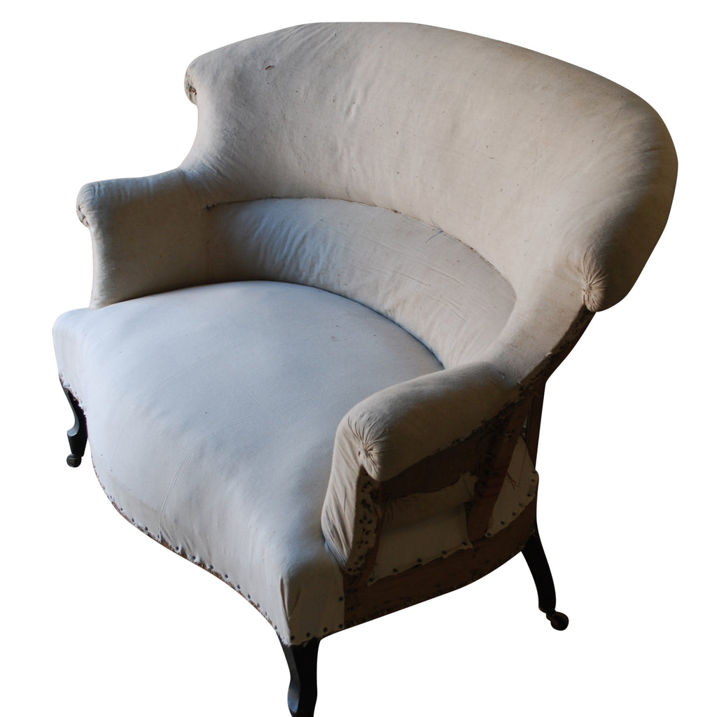 Small Upholstered Chair c. 1880