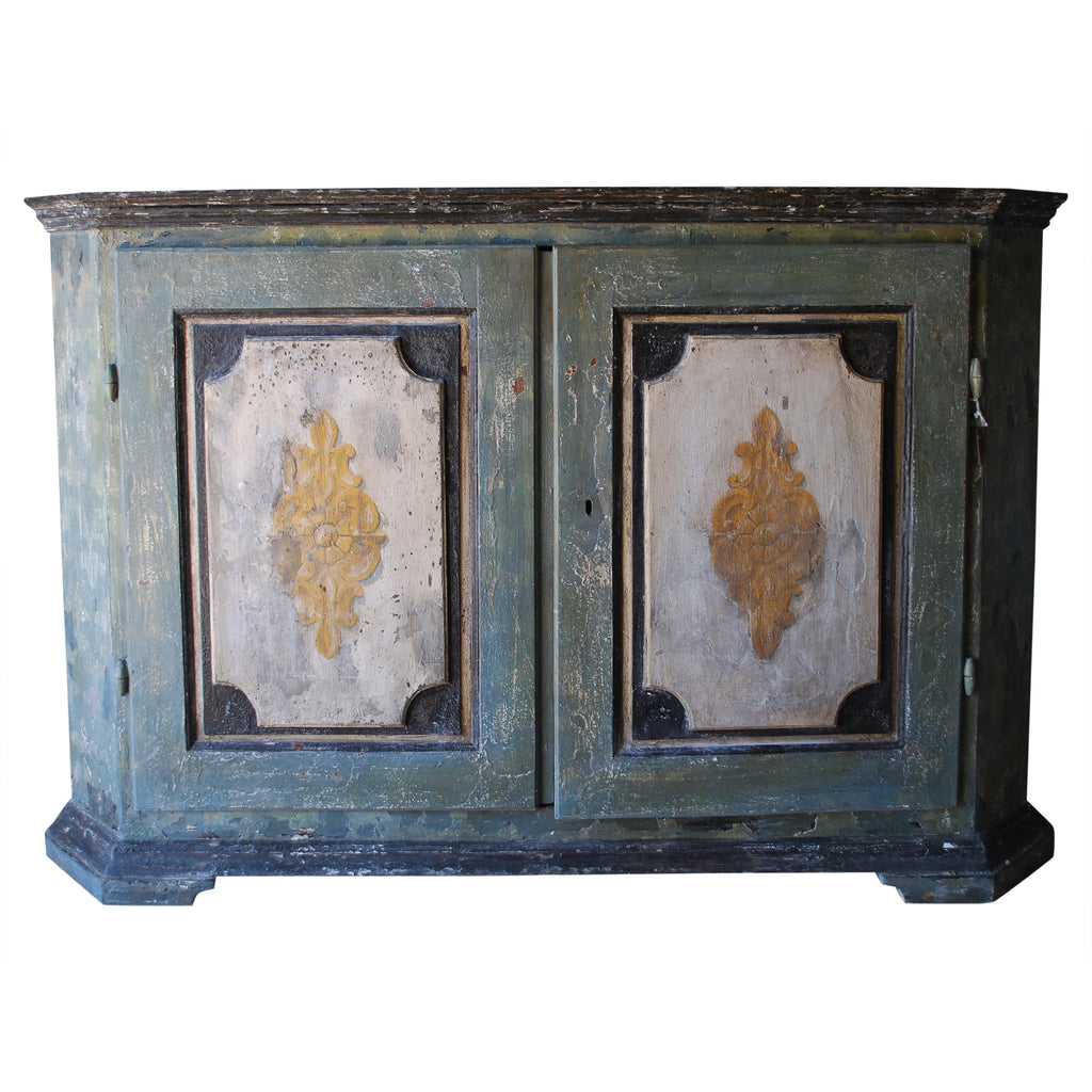 Italian Painted Buffet