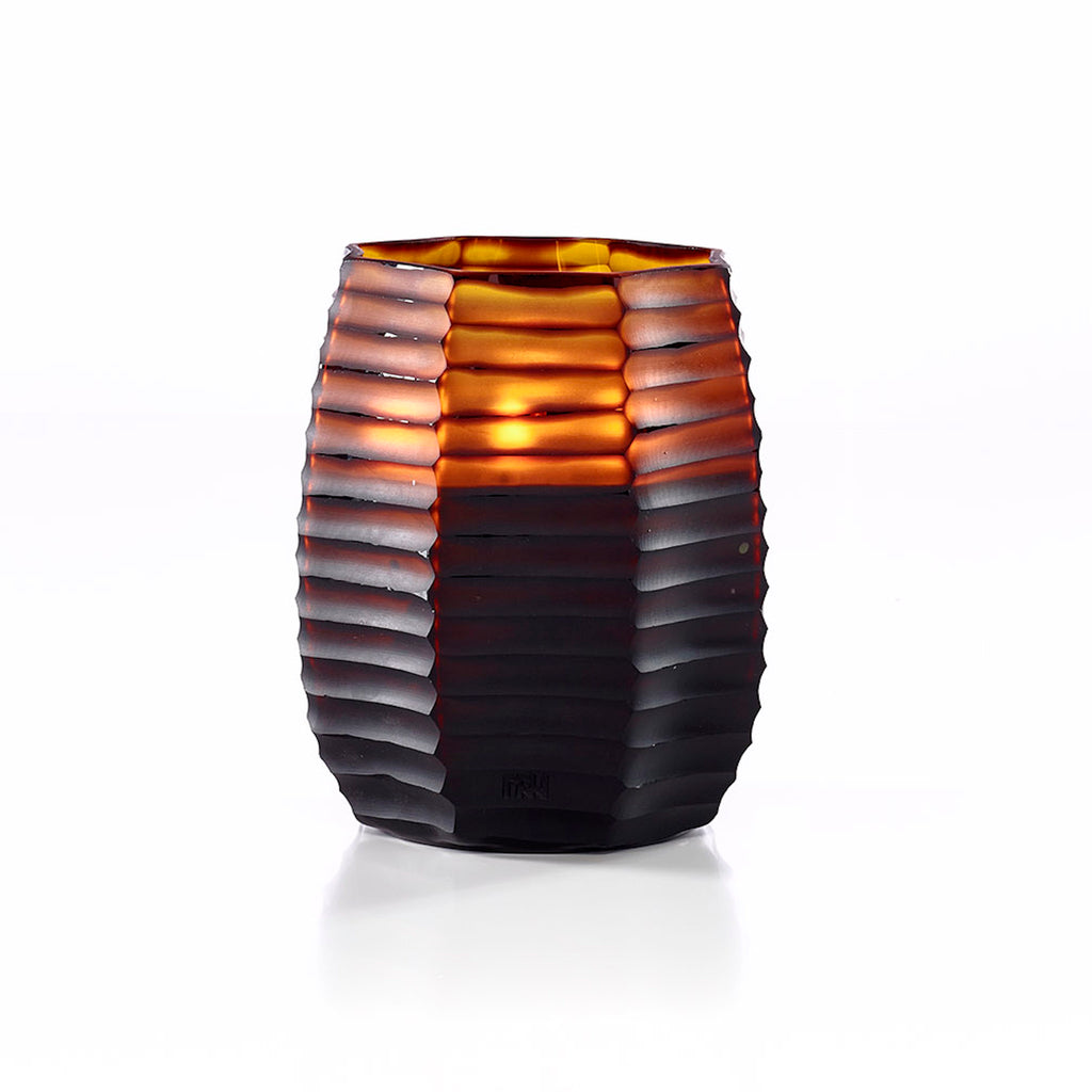 LARGE ONNO CUBO CANDLE, SERENGETI SCENT