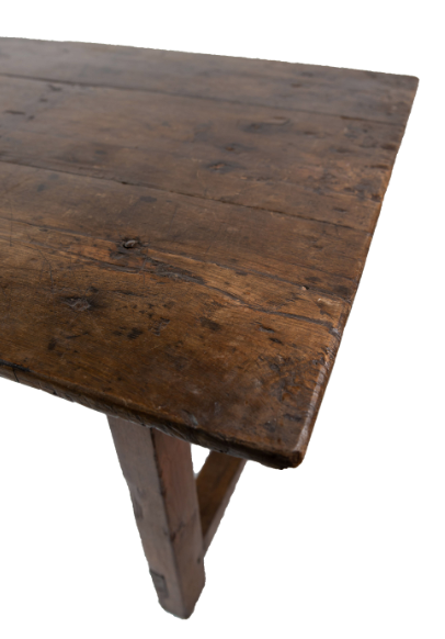 17th Century Italian Walnut Worktable