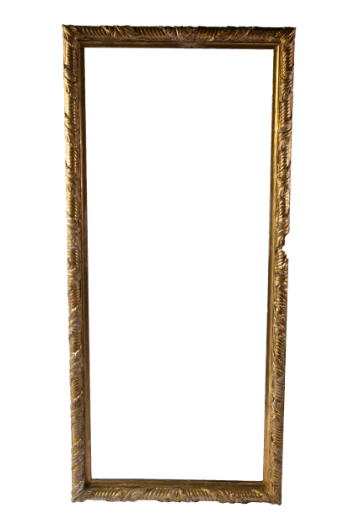GILT CARVED MIRROR