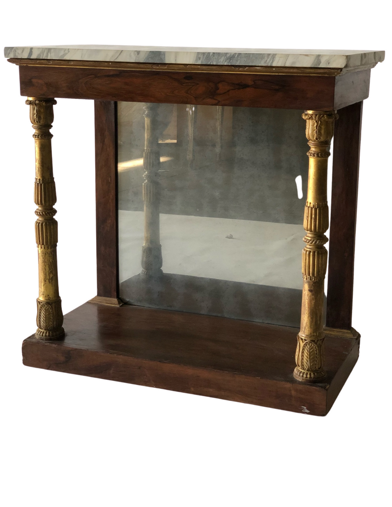 CRS - English Pier Marble Top Table