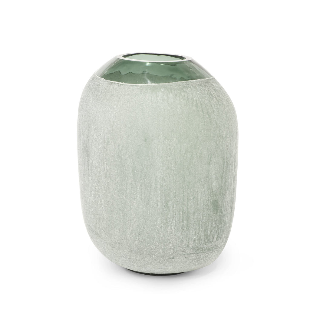 Mykonos Glass Vase - Tall