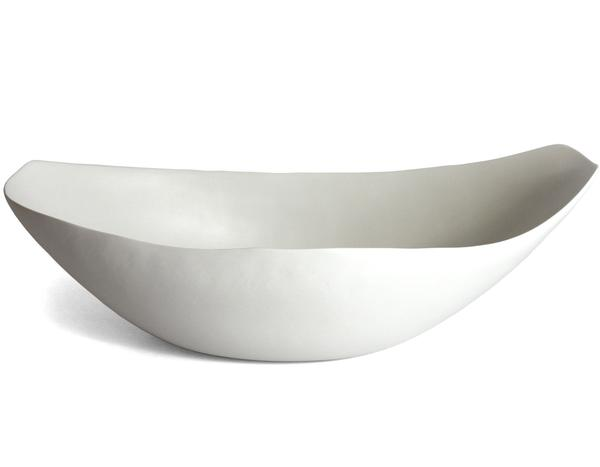 Barchetta Bowl - White - Medium