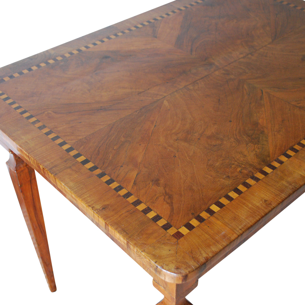 Italian Tuscan Olive Wood Table