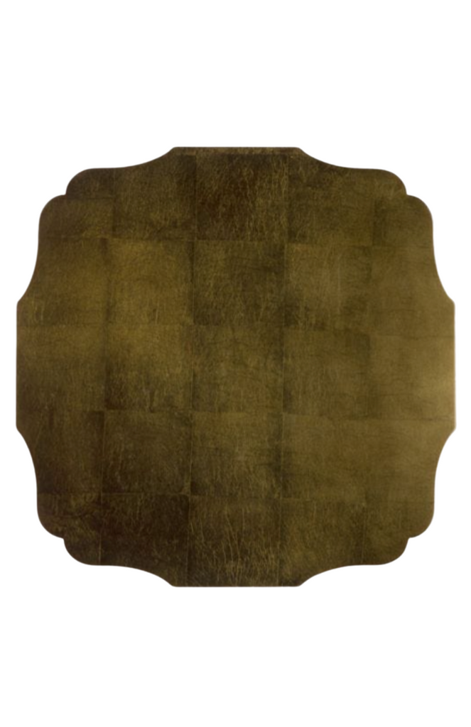 Isabella Olive Placemat