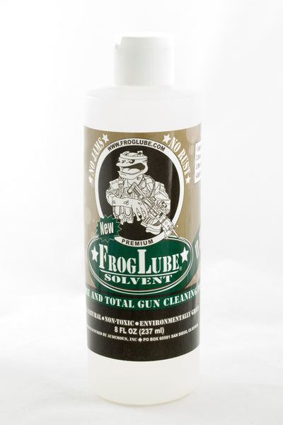 Frog Lube Solvent 8 oz