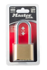 Master Lock Set Your Own Combination