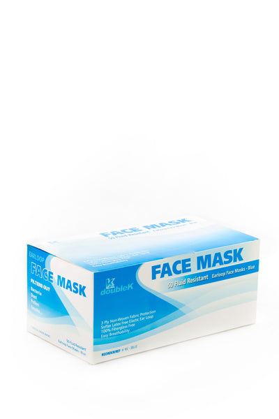 Surgical Face Mask 50pk