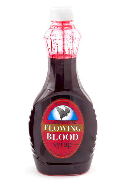 Flowing Blood Syrup