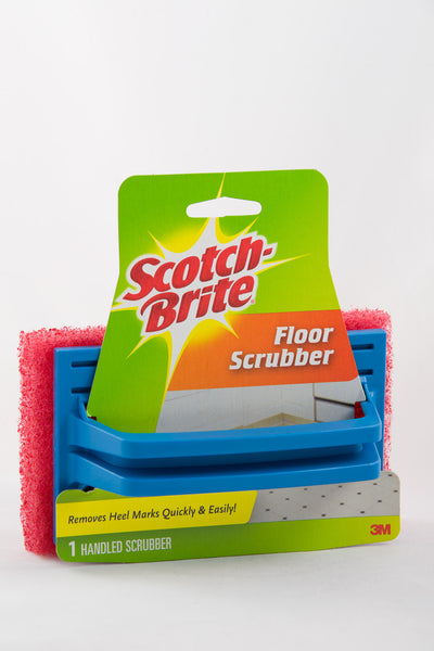 Scotch Bright Floor Scrubber
