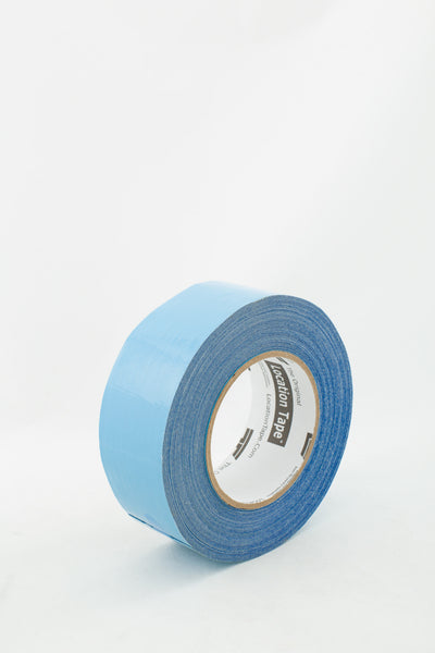 Blue Double Sided Location Tape 2""