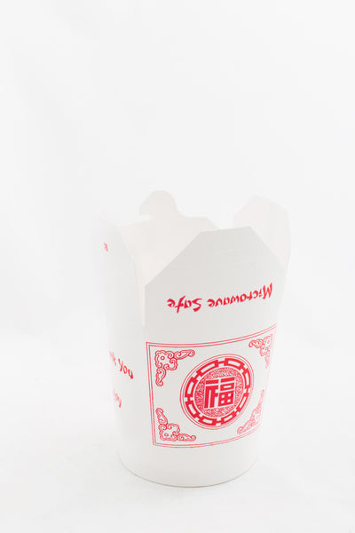 Chinese Food Container med